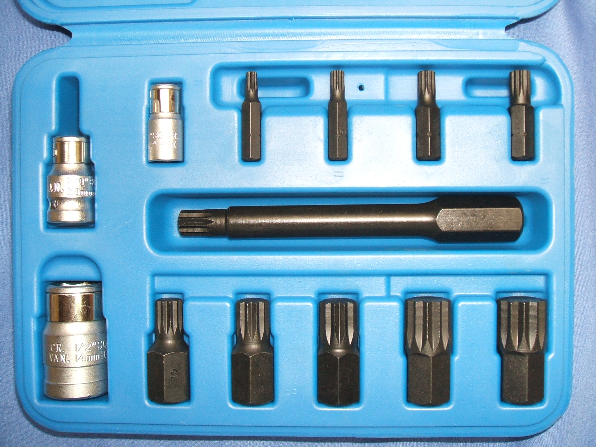 Vw 174 Audi 174 Tools Sockets Drivers And Bits Kit1 Part